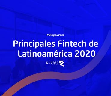 Principales Fintech America LAtina
